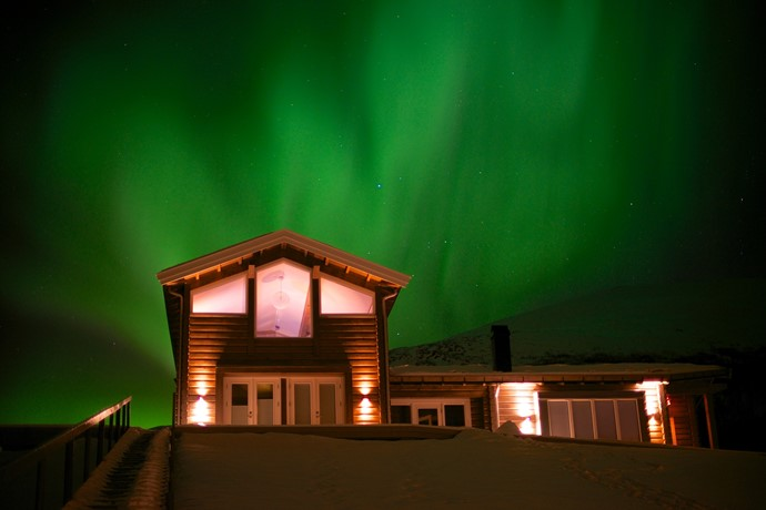 Lyngen Lodge Norwegia